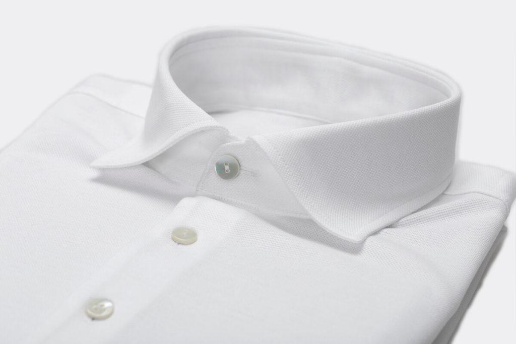 Overhemd op maat gemaakt