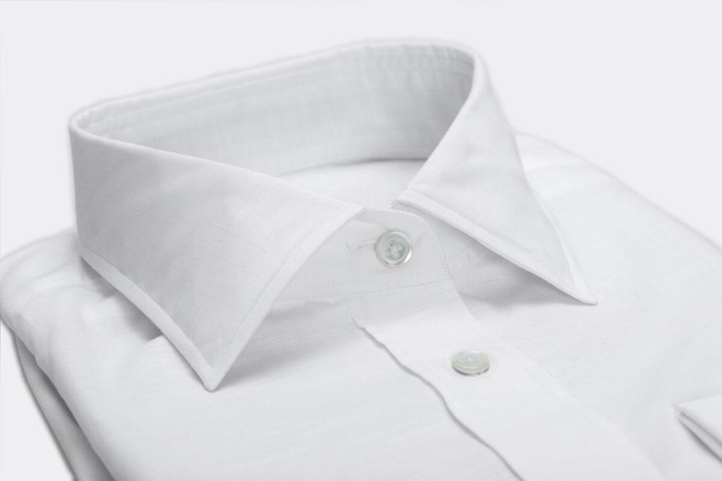 zakelijk vrouwelijk blouse op maat gemaakt