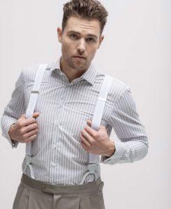 Overhemd of blouse op maat gemaakt