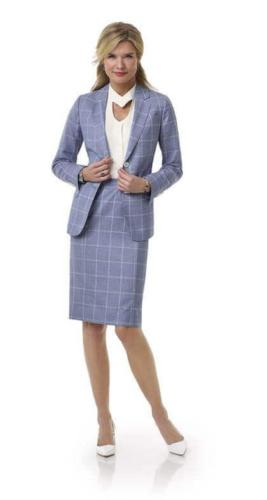 78 Zakelijk, stijlvol, klassiek en vrouwelijk mantelpak op het lijf gesneden met de perfecte pasvorm