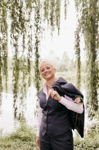 Bruidspak-vrouw-met-gilet