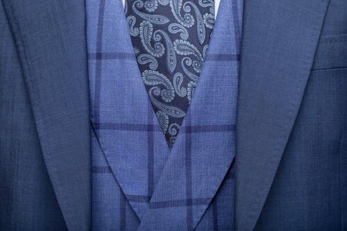 Jacquet voor formele uitvaart kleding
