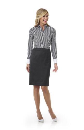 Kokerrok-zwart-met-blouse-op-maat-gemaakt