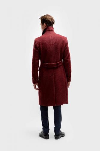 Lange jas op maat gemaakt