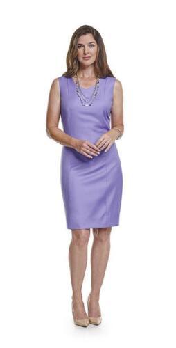 Paarse-jurk-dames-kostuum-in-lila