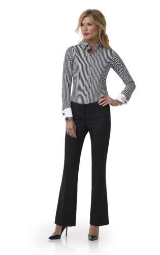 Stijlvolle vrouwelijke pantalon op maat gemaakt met blouse