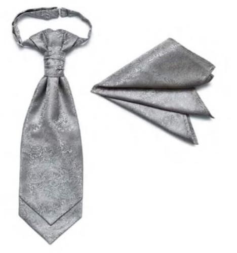 Trouw stropdag of pochet te maken in div stoffen