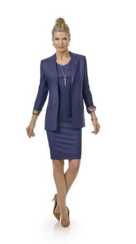 Zakelijk-en-vrouwelijke-jurk-gemaakt-van-Holland-and-Sherry-Flannel