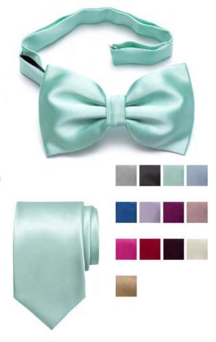 strik en stropdas trouwpak in diverse kleuren verkrijgbaar